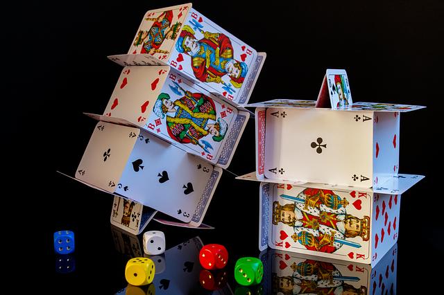 Les divers jeux de hasard que l'on peut faire en classe